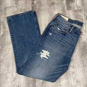 Abercrombie & Fitch The A&F Boot cut jeans